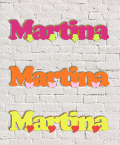 Perchero Martina