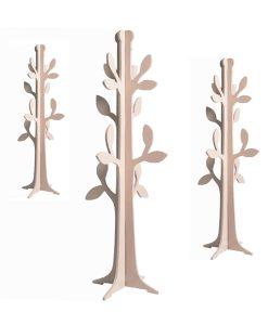 perchero de hojas multiple