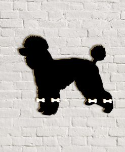 Perchero Poodle