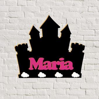 perchero castillo Maria